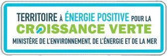 logo des territoires à énergie positive