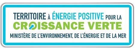 Logo Territoire à Energie Positive pour la Croissance Verte