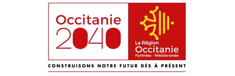 Logo Occitanie 2040