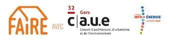 Logo C.A.U.E